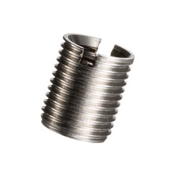 Stainless Steel Insert Nut, Screw-in (Slotted)/IRU-S