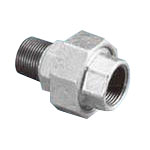 Pipe Fitting, Union With Male Thread