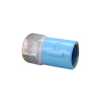 Pipe End Anti-Corrosion Pipe Fitting Female Adapter Socket with Anti-Corrosion Screw
