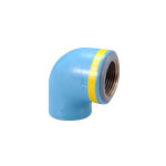 Pipe End Anti-Corrosion Pipe Fitting  ZC-Type Faucet Elbow