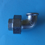 Pipe Fittings  Union Elbow