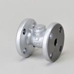Malleable Valve, General-Purpose, 10K Type, Check Valve (Lift Type), Flanged