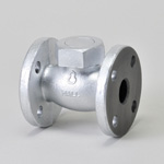 Malleable Valve, 10K Type, Check Valve (Lift Type) Flanged