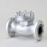 Malleable Valve, 20K Type, Check Valve (Swing Type), Flanged