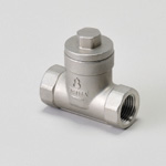 H Series 10K Type Screw-In Lift Type Check Valve JIS Face-to-Face and End-to-End Type (JIS B 2011)