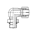 Flareless Fitting for Anti-Vibration Fitting NE Type Steel Pipe Type - O-Ring Gasket Type Elbow Nipple