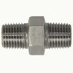 High-Pressure Screw-in Type Pipe Fittings, SNP Nipple