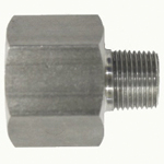 High-Pressure Pipe Fitting, Screw-in Type Pipe Fitting, SSS Female Male Socket A Type