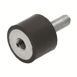 Vibration-resistant Rubber (Male and Female Screws) (VD2)