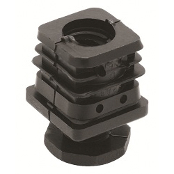 End Cap for Square Pipe ( Adjustable Type) (NDAQ)