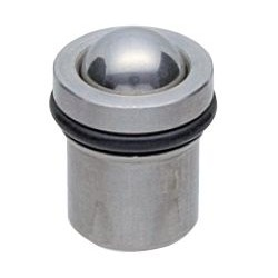Stainless Steel Case - Plunger With O-Ring (SBPR)