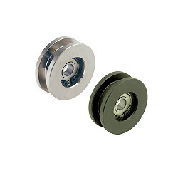 Double-Flanged Guide Rollers (GRL-H)