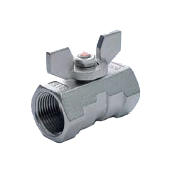 Stainless Steel Valve, Screw-in Ball Valve (Reduced Bore) SRVMB