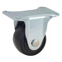 High Load Caster, FP-WK Type, Type with Nylon Wheel, Fixed Fitting