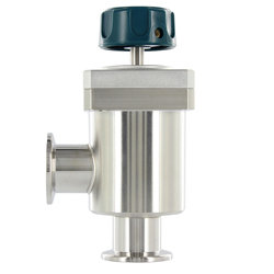 High Vacuum Angle Valve (Manual Type)