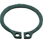 Steel C-Shaped Retaining Ring (For Shaft)(JIS standard)