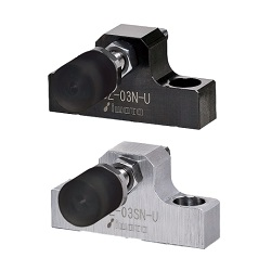 Linear Stopper with Urethane Bolt LSZ-N-U Type (2)