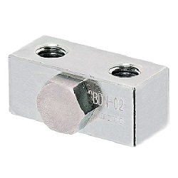 Linear Stopper: Stopper Block SBDH (Bolt F)