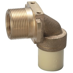 Polybutene Pipe Fitting H Class-R Type water Faucet Elbow (for water Faucet BOX)