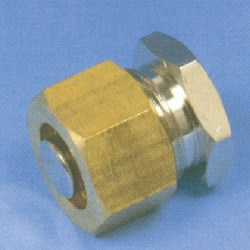 JFE Polybutene Tube M Type Fitting (Mechanical) Test Adapter (Female)