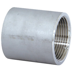 Stainless Steel Screw-in Pipe Fitting, Tapered Socket