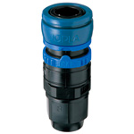 Jopla W Series (for Use with water Pipes), Socket (Fluorine Rubber Specification), Nut Type