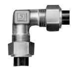 Junlon Brass Fittings - Union Elbow