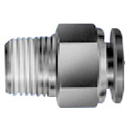 Junron Quick-Connect Fitting M Series (for General Piping), Nipple