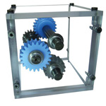 Spur wheel kit