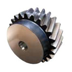 Ground Helical Gear ZSTP