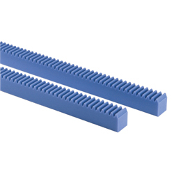 [Overall Length/Stay Holes Specifiable]Plastic Rack PR