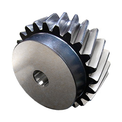 Tooth Polishing Helical Gear ZSTP