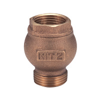Bronze General-Purpose Foot Valve Threaded