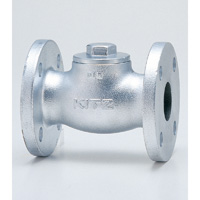 General Purpose Ductile Iron 10K Lift Check Valve Flange