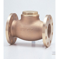 Bronze General Purpose 10K Swing Check Valve Flange