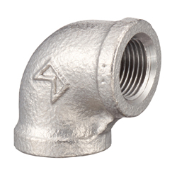 Stainless Steel Screw-in Fitting, Elbow