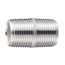 Stainless Steel Screw-in Fitting, Nipple