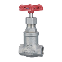 Stainless Steel General-Purpose 10K Globe Valve Screw-in