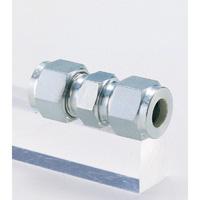 Stainless Steel Fitting Straight Union for High Pressure