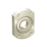 Bearing Holder Set Directly mounted type Ellipse shape (Stainless steel) BES