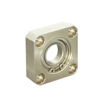 Bearing Housing Set, Retaining Ring Type Square Model (Stainless Steel) BSRS