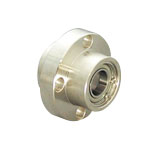 Bearing Holder Set: Spigot Joint Double Type with Retainer Ring Round Shape DCIM