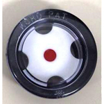 V Type, 4 Holes, Red Circle (Hiromaru) (Drive-In)