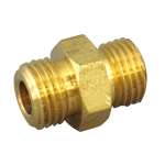 Screw-in Type Pipe Fitting, Nipple (G-Thread Specifications)