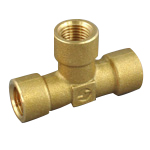 Screw-in Fittings Female Tee