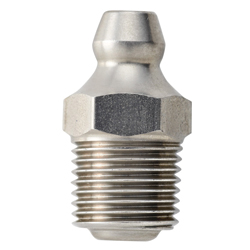 Lubricator Series, Stainless Steel Great Nipple, JIS Type (R Screw), A Type