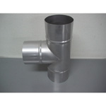Stainless Steel Duct Fittings, Pipe T