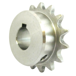 SUSFBN60B Stainless Steel Finished Bore Sprocket
