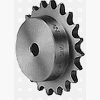Stainless steel sprocket type 60B SUS60B13