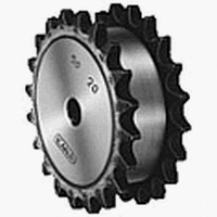 100SD single/double sprocket